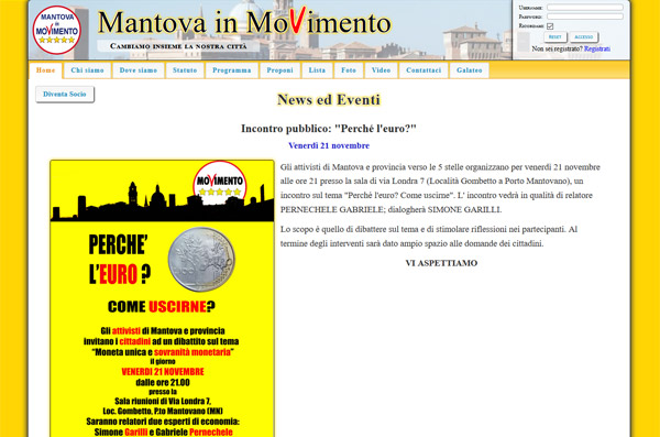 Mantova in Movimento